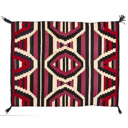 "Navajo Child's Wearing Blanket, 2'7"" x 3'5"""