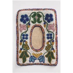 "Plateau Beaded Mirror Case, 9"" x 6½"""