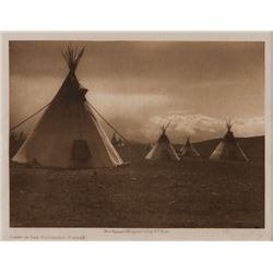 Edward S. Curtis, Photographs