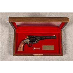Jessie and Frank James Commemorative 35/100 Smith and Wesson