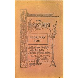 Five Early Issues of the Numismatist