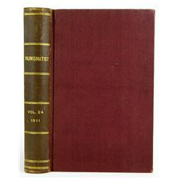 1911 Volume of the Numismatist