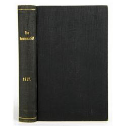 1917 Volume of the Numismatist