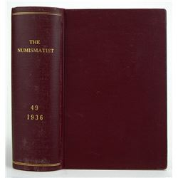 1936 Volume of the Numismatist