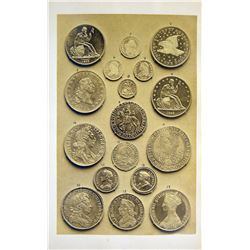 The First Plated U.S. Numismatic Auction Sale Catalogue