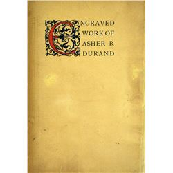 Engravings of Asher Durand