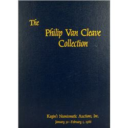 Van Cleave Large Cents, Hardcover edition