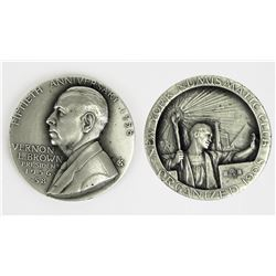 New York Numismatic Club Medal