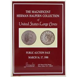 Halpern Large Cents, Hardcover