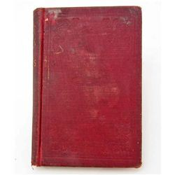 "1904 ""IOOF ODD FELLOWS BOOK OF FORMS"" HARDCOVER BOOK"