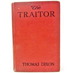 """1907 """"THE TRAITOR"""" HARDCOVER BOOK"""
