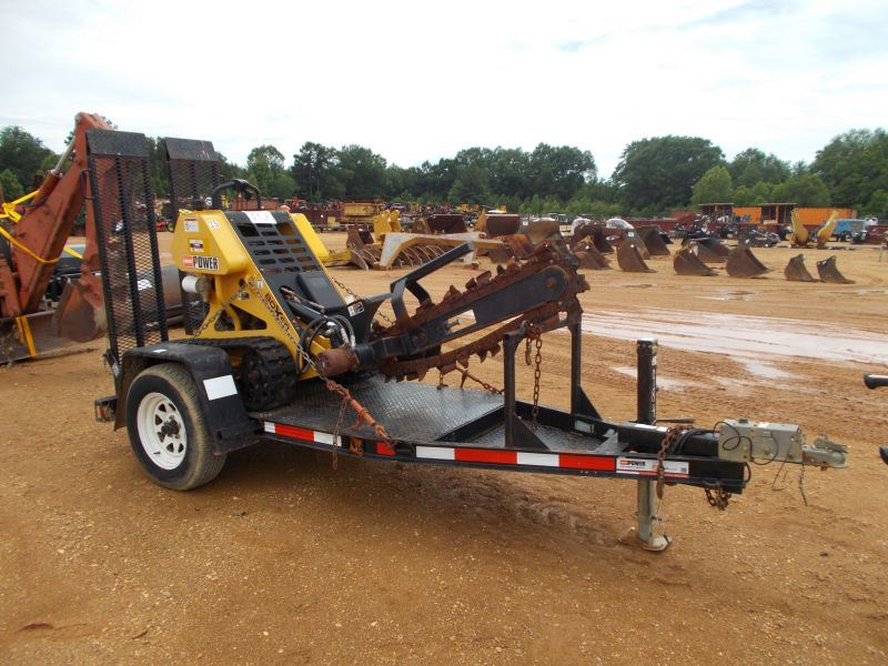 Boxer 118 Trencher BOXER 118 TRACK...