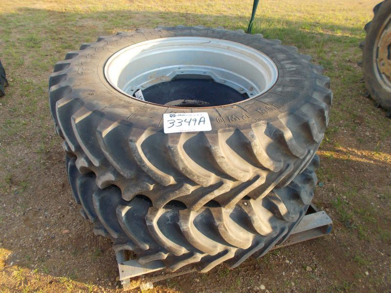 34 Tractor Tires And Rims : Firestone farm tractor tires with rims