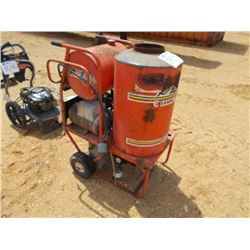 Alkota Steam Pressure Washer Electric Motor J M Wood
