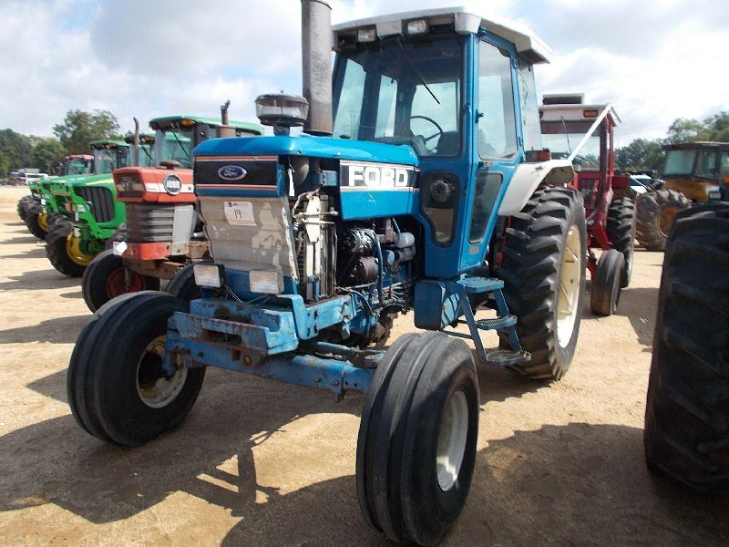 Ford Tractor Airplane : Ford fc m farm tractor s n bb pth pto