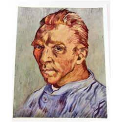 VINCENT VAN GOGH MUSEUM QUALITY GICLEE 8X10 CANVAS PRINT