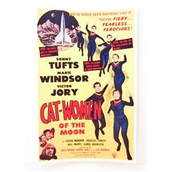 CAT - WOMEN OF THE MOON MOVIE POSTER PRINT - 11X17