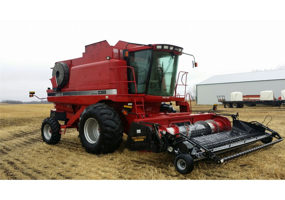 2004 case ih 2388 axial flow combine for Case interne