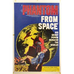 Phantom from Space Vintage 1953 One-Sheet Poster