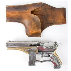 Hick's Gun and Holster from Priest
