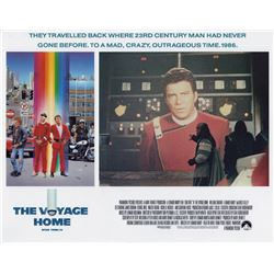 Set of 6 Lobby Card for Star Trek IV: The Voyage Home