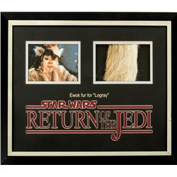 "Star Wars: Return of the Jedi Ewok Fur for ""Logray"""