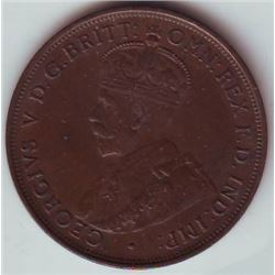 Australia, 1912H One Penny EF-45, list at 1 dollar 65.00 in EF-40 and $375,00 in aUNC in McDonald Ca
