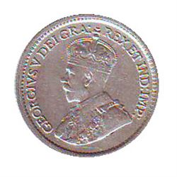 5 cents 1921 CCCS VF-20, the Prince of coin untoned and solid.