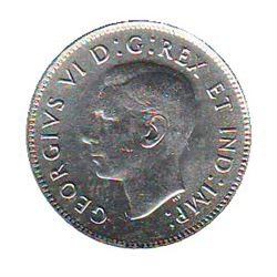 5 cents 1938 CCCS MS-65, gem coin.