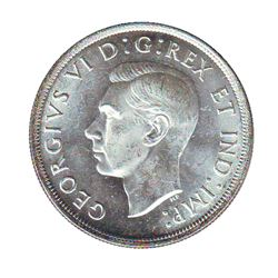 Silver dollar 1939 CCCS MS-64; Heavy Cameo, Double HP.