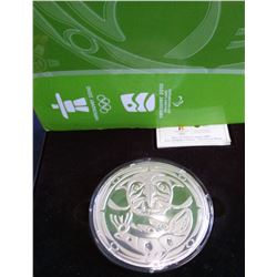 250 dollars 2009, Surviving the Flood, Proof Kilo coin in pure silver, incase with aboriginal sleeve