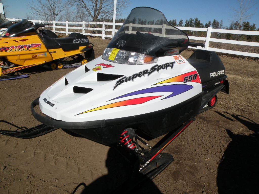 2000 Polaris 550 Supersport Sn