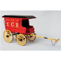 Ice Wagon  (Sold as a set of 8)