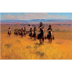 Into the Valley of the Little Bighorn