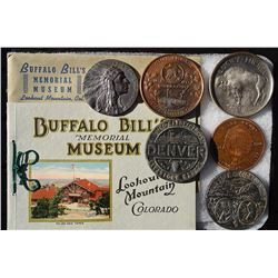 Buffalo Bill museum collectibles