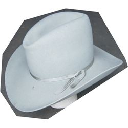 Nice silver belly 5X hat