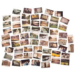 Back To The Future - Collection of Color Photographs