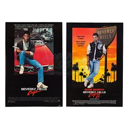 Beverly Hills Cop - Original Part I & Part II One-Sheet Posters