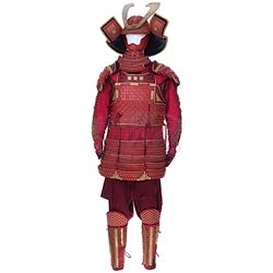 47 Ronin - Elite Samurai Red Armor