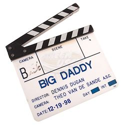 Big Daddy - Production Clapper Board