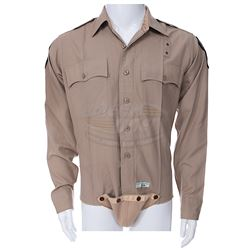 CHiPs (TV) - Barry Baricza's Motorcycle Officers Shirt (Brodie Greer)
