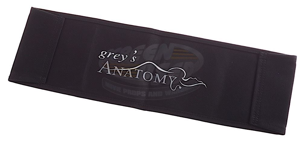 Greys Anatomy Tv Production Used Chair Back