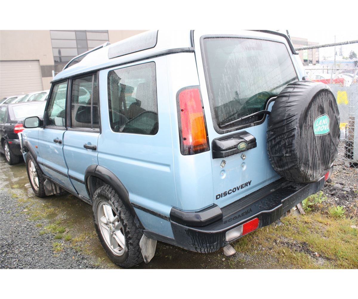 2003 land rover discovery ii se 4drsw vin salty16413a798912 able auctions. Black Bedroom Furniture Sets. Home Design Ideas