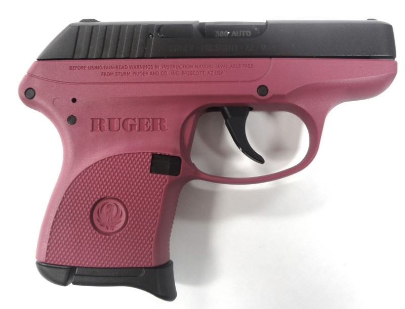 Ruger Raspberry Lcp 380