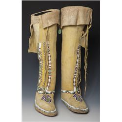Kiowa Girl's High-Tops
