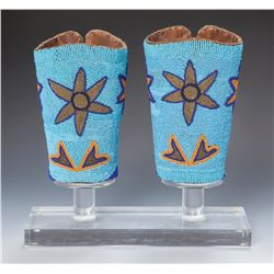 Blackfoot Beaded Cuffs