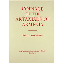 The Artaxiads of Armenia