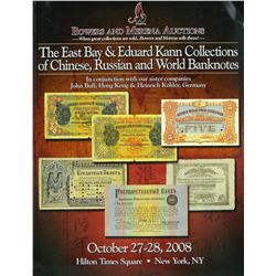 The Kann Collection of Banknotes