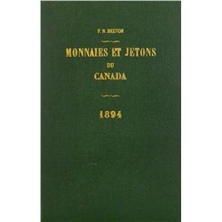 Breton's 1894 Work on Canadian Numismatics