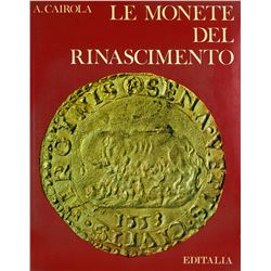 Cairola on the Coinage of the Renaissance